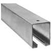 Heavy Duty Galvanized Door Track