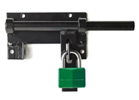 Lockable Bar Gate Latch