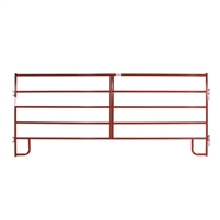 5-Bar Valu-Line 10' Corral Panel - Red