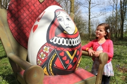 Giant Custom Easter Egg