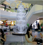 LED Lighted Tree