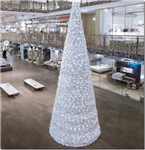 LED Giant Cone Tree with branches