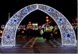 Star Arch with 2 or 4 sides