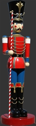 16' Tall Fiberglass Toy Soldier