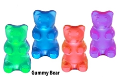 "10"" Tall Fiberglass Gummy bear"