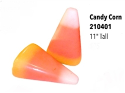 "11"" Tall Candy Corn"
