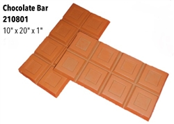 "20"" long Chocolate Bar"