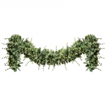 "20"" New Growth Commercial Christmas Garland"