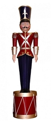 "94"" Toy Soldier without Drum base"