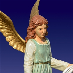 Fiberglass Nativity Angel - 6' Scale
