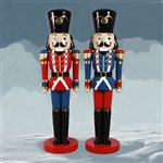 10' Tall Nutcrackers
