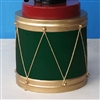"28"" Display drum for toy soldiers and nutcrackers"