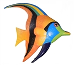 Fiberglass Angel Fish
