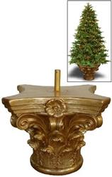 Gold Tree stand Riser