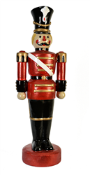 small toy soldier