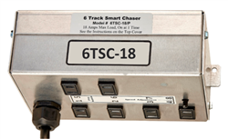 6 track light controller with Pre programed features