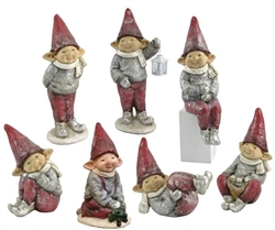 large red hat Elves