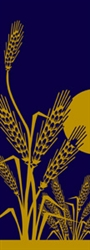 Single Wheat Banner
