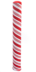 Candy Cane Bollard covers