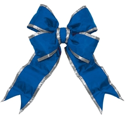 Commercial Bow in Blue