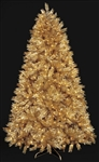artificial gold laser tree