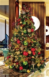 commercial ornament packages for trees