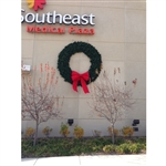 Customer Showcase 10' Wreath In MO.