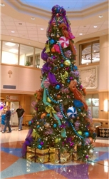 Giant Candy Tree