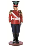 Giant Fiberglass Toy Soldier