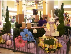 5' Easter Bunny with animation