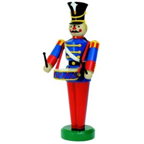giant fiberglass toy soldier with drum - Large Toy Soldier Christmas Decoration