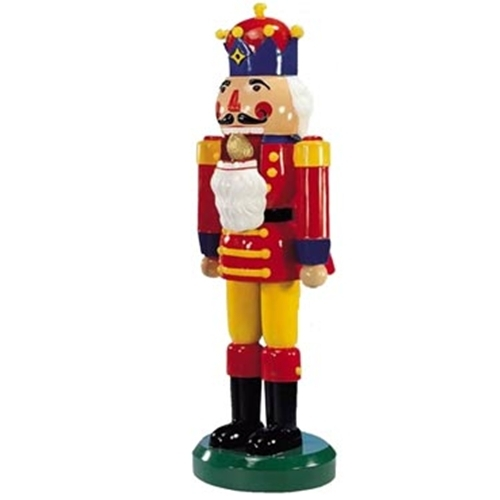 large nutcracker soldiers
