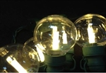 G40 LED Pillar Globe 25 light sets