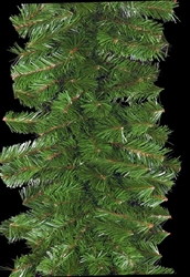 "12"" & 14"" Deluxe Mountain Pine Commercial Christmas Garland"