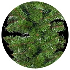 "12', 14"" Mountain Pine Garland Pole Wrap"