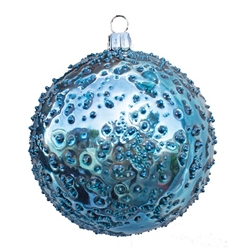 Shatterproof Sandy Shiny Ornaments