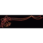 LED Holiday Bell Sky Line 14' or 28'
