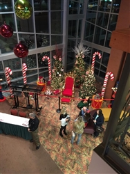 Decorated Scene for SKYPAC Preforming Arts Center