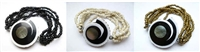 22478-3 Sea Shell Pendant w/Sea Beads Bracelet