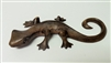 Small Gecko Wood Display