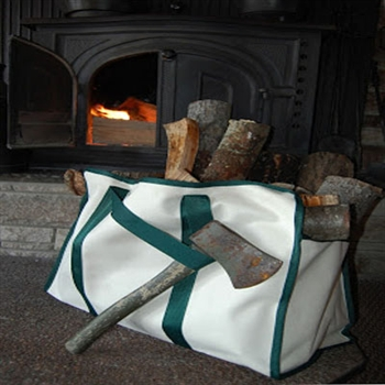 New England Firewood Carrier- Tote Style