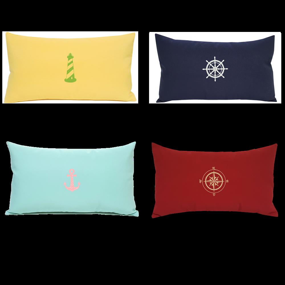 Create Your Own Lumbar Pillow Custom Indoor Outdoor Pillows