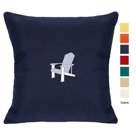 East Coast Adirondack Pillow
