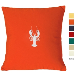 East Coast Lobster Pillow