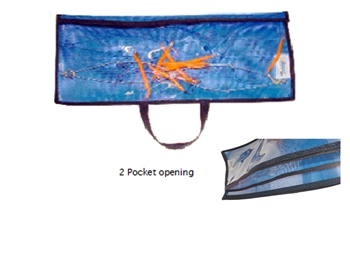 Two-Pocket Umbrella / Dredge Bags
