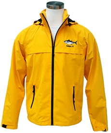 Waterproof Seam-Sealed Jacket