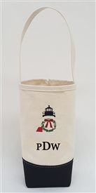 Personalized Wine Totes