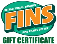FINS Gift Certificates