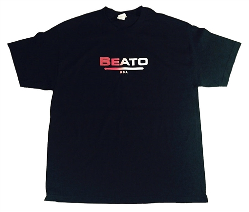 Beato USA Short Sleeve T-Shirt (Black)