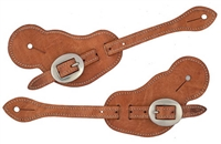 Weaver Buckaroo Spur Straps For Sale